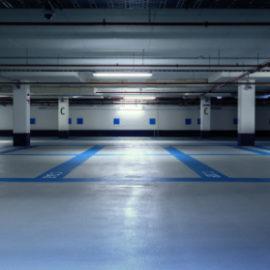 kategoria parkingi