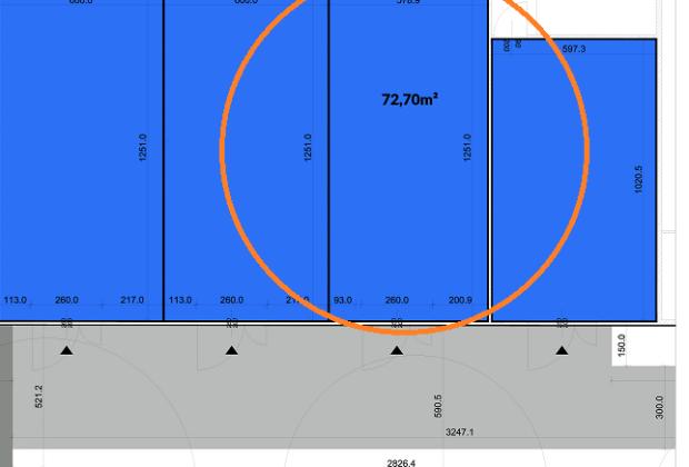 Magazyn 72,70 m